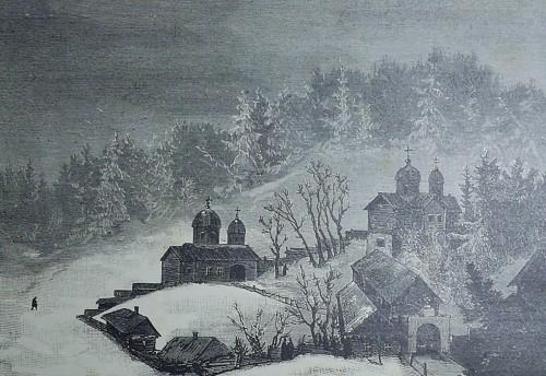 Чикойский монастырь