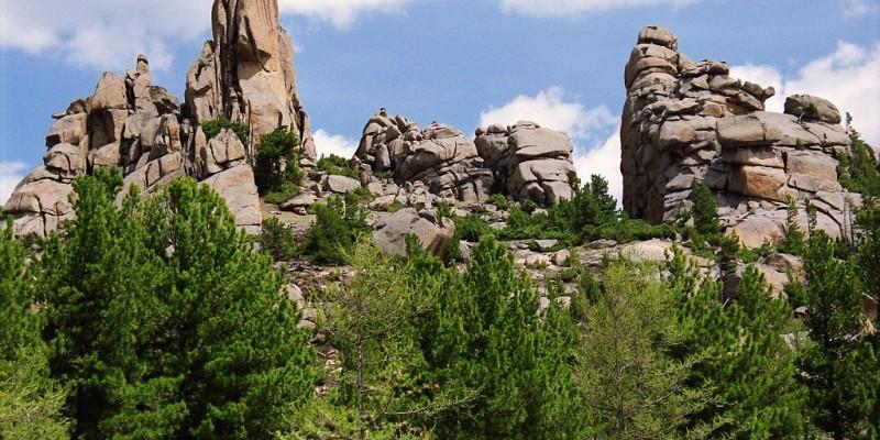 Национальный парк Чикой