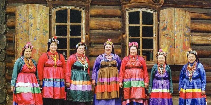 Особенности культуры семейских Красночикойского района