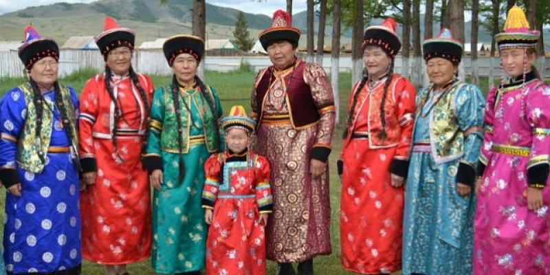 Культурные традиции бурятского населения Красночикойского района