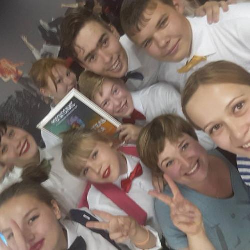1 место в Финале Забайкальской школьной лиги КВН