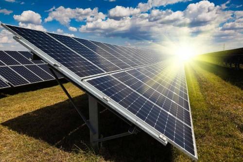 Солнечная электростанция в мензе