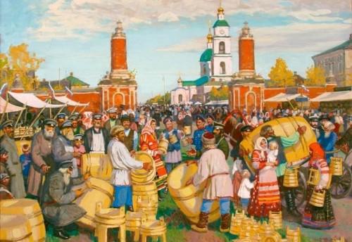 В селе Красный Чикой, на территории  рынка «Автомир»  25 мая 2013 года с 10 час. 00 мин. будет работать районная универсальная ярмарка «Весна-2013».
