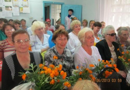 В Красночикойском районе отметили День медицинского работника