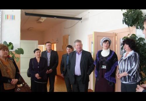 Состоялось выездное планерное совещание глав сельских поселений Красночикойского района