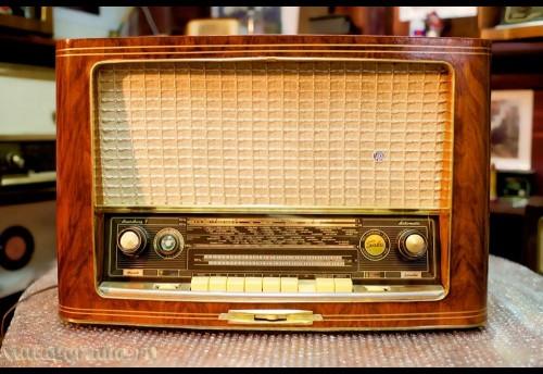 Про радио Чикой (Тест и запись передачи читинского радио)