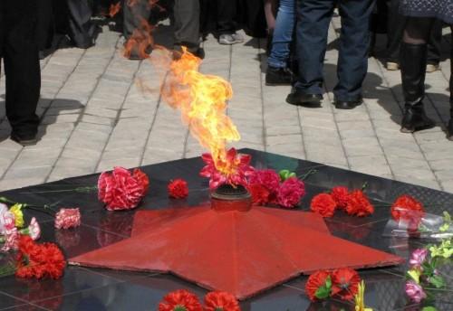День Победы в Красном Чикое!