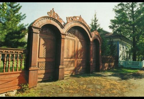 Красночикойский районный историко-этнографический музей имени Н. В. Гладких отметил свой 30-летний юбилей.