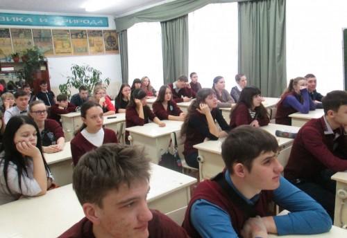 В Красночикойской районной библиотеке - День молодого избирателя.