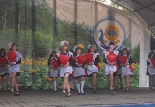 В школах Красночикойского района прозвенел «Последний звонок»