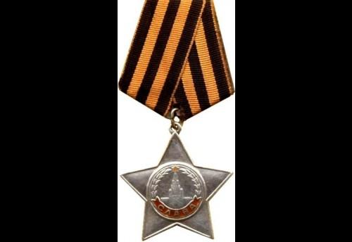 Орден Славы вручили родственникам умершего участника ВОВ в Забайкалье спустя 68 лет