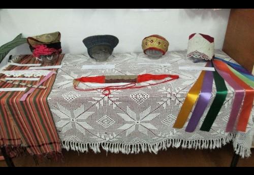 В Красночикойском музее открылась новая выставка