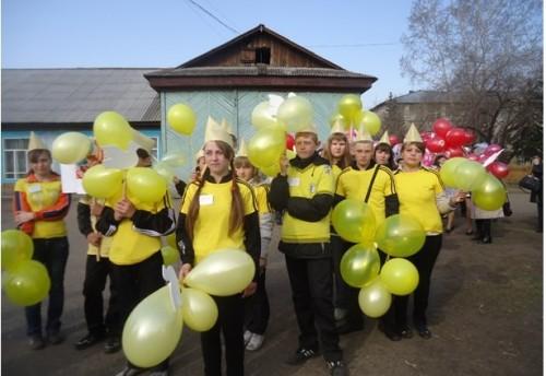 В Красночикойском районе определили лучшее молодежное общественное объединение 2012 года