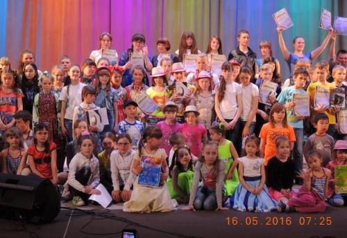 В Красном Чикое 15 мая прошел третий районный конкурс исполнителей детской эстрадной песни «Новая детская волна 2016»