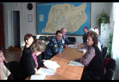 В сельском поселении «Красночикойское» прошли публичные слушания