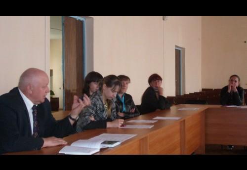В Красночикойском районе прошло очередное заседание Молодежного Совета