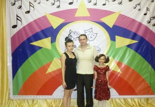 Дети из Красного Чикоя приняли участие в конкурсе детской эстрадной песни «Музыкальный дождик»