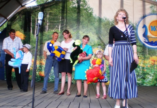 В Красном Чикое состоялся праздник «Мой дом - моя Россия», посвященный Дню России