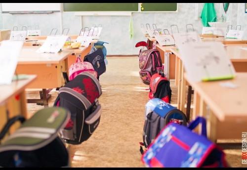 Строители полностью закончили здание школы в селе Черемхово