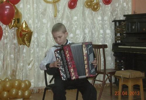 В Красночикойской детской школе искусств прошла Неделя открытых дверей