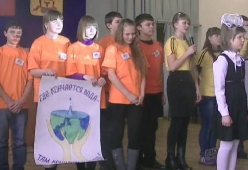 Состоялось торжественное открытие Года окружающей среды в Красночикойском районе