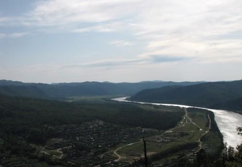 Село Большая речка