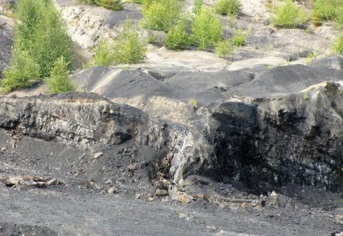 Зашуланский угольный разрез